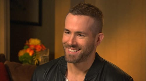Ryan Reynolds Gives Us All The Feels And Fulfills A Dying Boy's Ultimate Wish