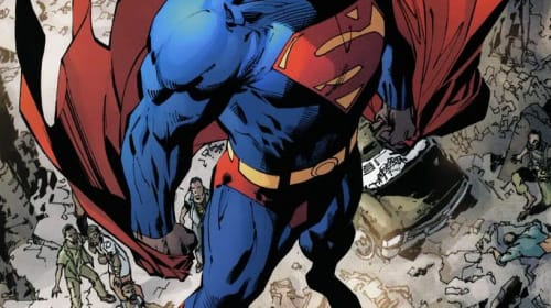 'Superman: For Tomorrow'