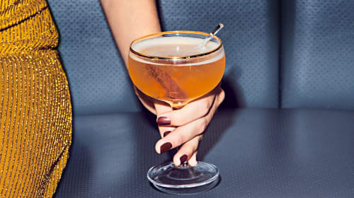 Best Winter Wedding Cocktails