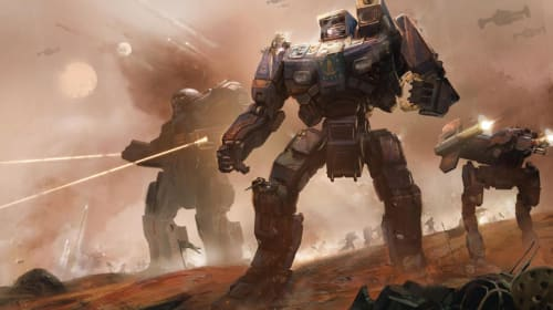 Will the Military Use Giant Robots?