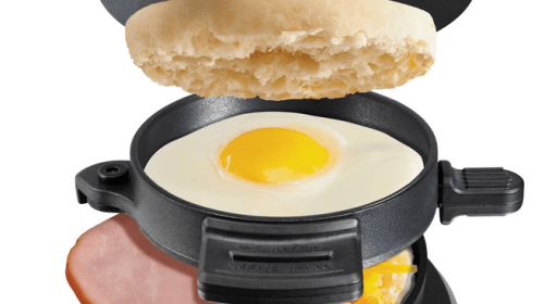 Breakfast Sandwich Makers are Tools for Mourning