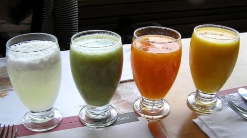Exotic Fruits and Juices in Colombia