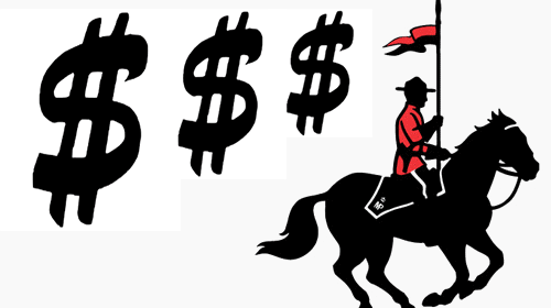RCMP Pay Increase Exposed