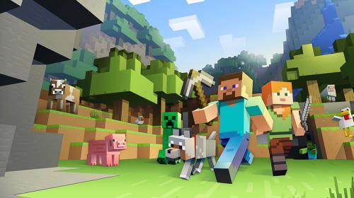 Summary of Minecraft