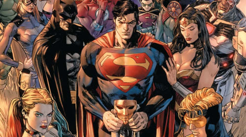 'Heroes in Crisis': The New 'Identity Crisis'