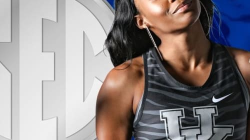 Kianna Gray Wins 100-Meter Dash in 11.12 at Tennessee Relays