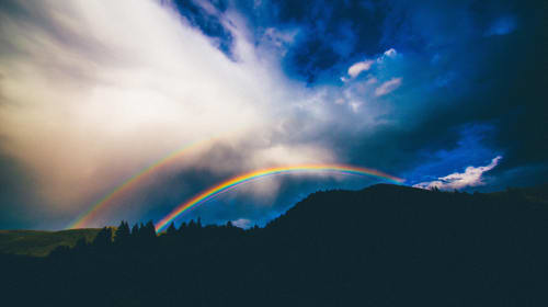 Double Rainbow [Part 1]