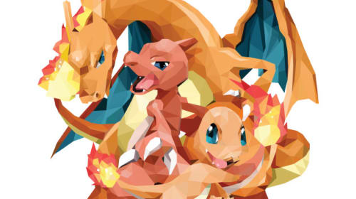 Why Charmander Is the Best Starter