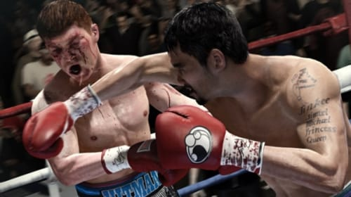 'Fight Night Champion'