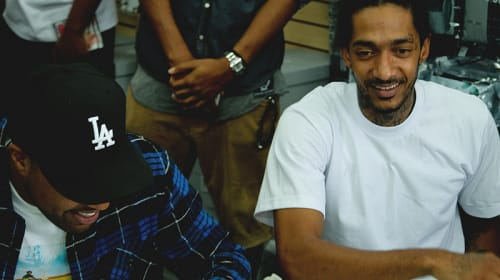 Elegy for the Prolific Nipsey Hussle, Who Was About His Business