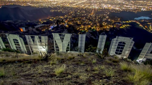 Seven Haunted Places in California