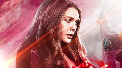 Phoenix vs the Scarlet Witch