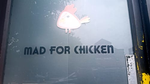 Food Review - Mad for Chicken