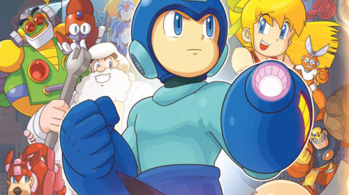 Mega Man Is Indeed a Superhero!