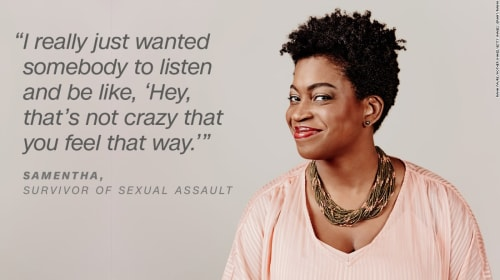 3 Ways to Support Sexual Assault Survivors