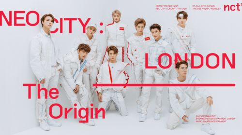 NCT 127 - 'Neo City: London - The Origin' Live Review
