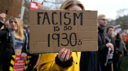 The Rise of 20th Century Fascism