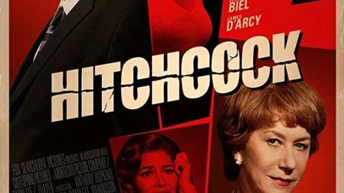 My Favourite Christmas Film: 'Hitchcock' (2012)
