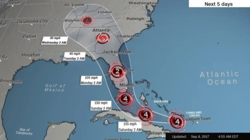 Lessons Learned From Irma