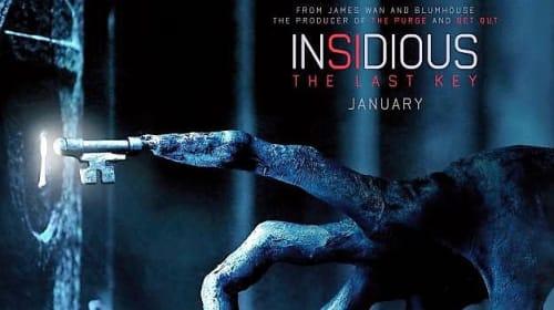 'Insidious: The Last Key'