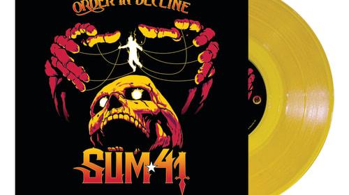 Album Review: Sum 41 - 'Order In Decline'