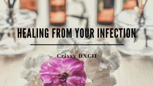 Healing From Your Infection