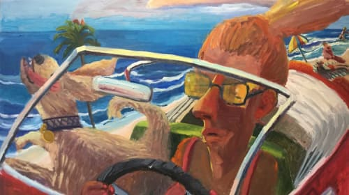 Tarrytown Painter Takes the Long Road on Her Artistic Journey