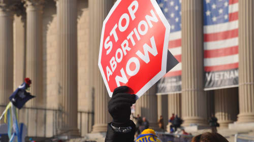 The Abortion Debate Is NOT a Male vs. Female Issue