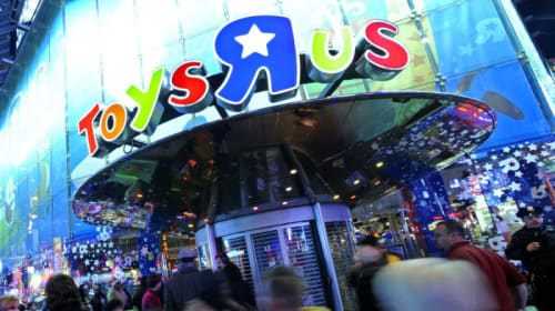 """A Toys """"R"""" Us Revival?"""