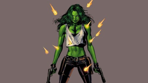 History of She-Hulk
