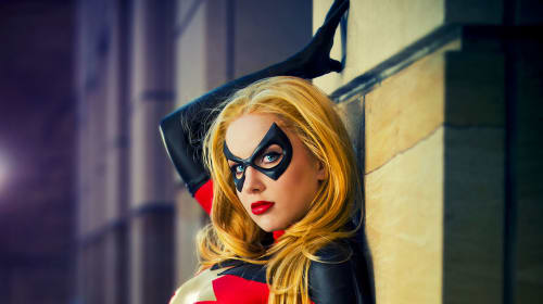 Professional Cosplayer Crystal Graziano