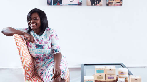 """Made In Africa:"" Changing Women's Lives With Shea Butter"