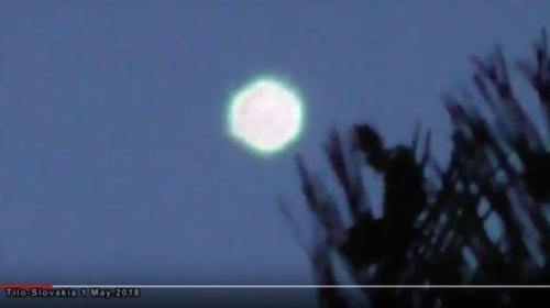 CGI Geeks Debate Whether Slovaki UFO Video Is Real or Fake
