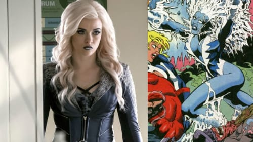 'The Flash': Will Killer Frost Become A Version Of The Justice League's Ice in Season 4?