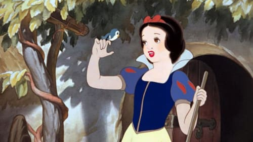 I'm Gonna Go on a Quick Rant on Feminism/Femininity and Disney Here