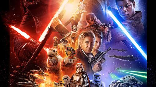 'Star Wars The Force Awakens' Put Me to Sleep
