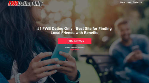 FWB Dating Only—The Best Site for Finding Friends with Benefits