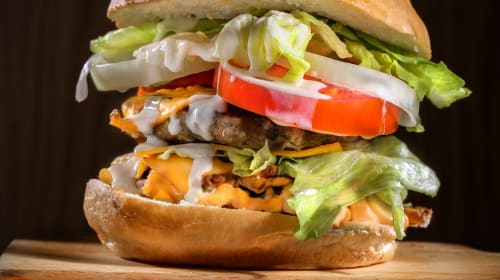 Barmy Burger-ing: What to Have?