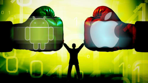 Are You an iPhone or an Android Person?