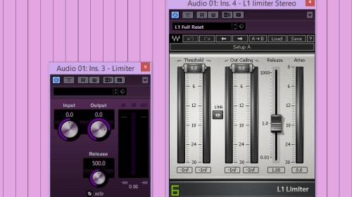 Understanding Audio Limiting