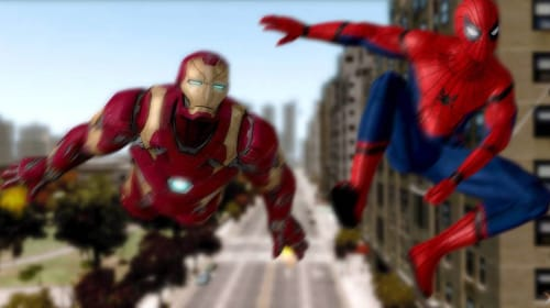 Spider-Man: Homecoming - The Tale of Two Heroes