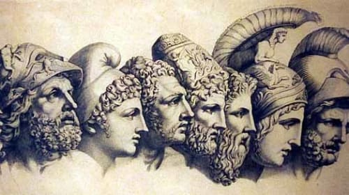 Dark Facts About the Greek Gods