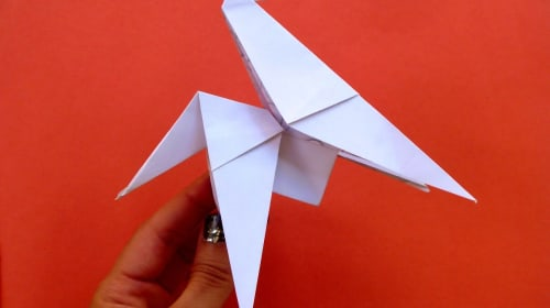 As Big As It Goes: Origami Art