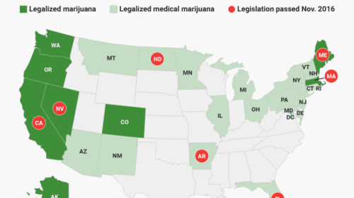 5 Ways Legalizing Marijuana Would Benefit Everyone