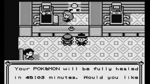 If Pokemon Were Made for iPhone
