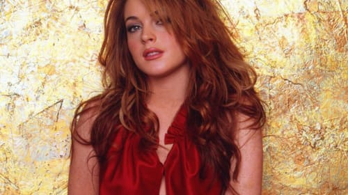 Why Are You Ranking: Best Ways That Lindsay Lohan Is the Metaphor for America From Her Reckless to Her Most Beautiful Points