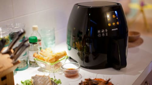Top Rated Air Fryers & Recipes to Use Them With