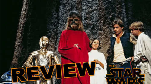 My Experience Watching the 'Star Wars Holiday Special'
