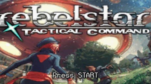 'Rebelstar Tactical Command'