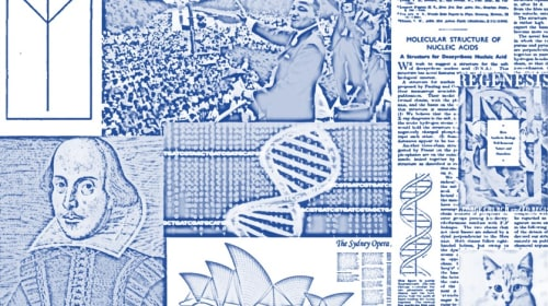 Storing Information in DNA Archives